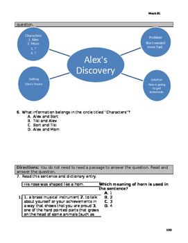 Alex's Discovery 220L