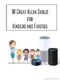 Alexa Skills for Kinders and Firsties