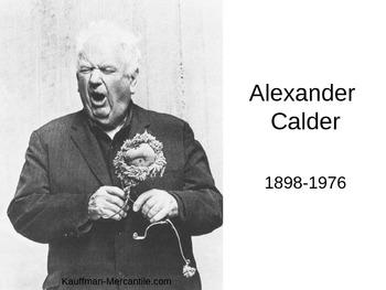Alexander Calder - Mobile Artist