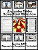 Alexander Calder PowerPoint Slideshow
