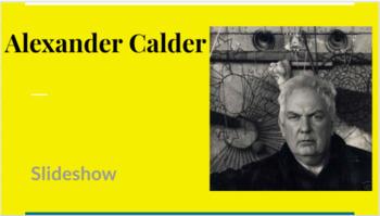 Alexander Calder PowerPoint Slideshow