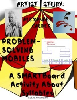 Alexander Calder Problem-Solving Mobiles