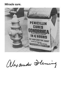 Alexander Fleming Handout