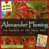 Alexander Fleming Discovers Penicillin - Literacy & Language Comprehension Unit