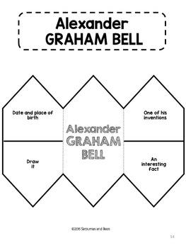 Alexander GRAHAM BELL foldable
