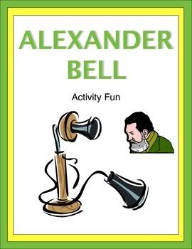 Alexander Graham Bell Activity Fun