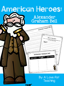 Alexander Graham Bell {American Heroes}