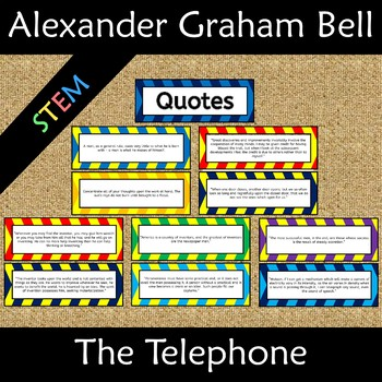 Alexander Graham Bell and the Telephone: An Inventors Unit