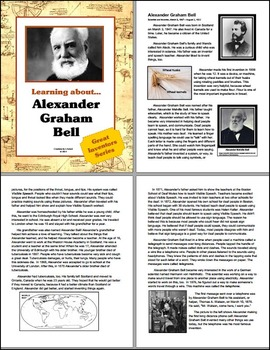 Alexander Graham Bell - Great Inventors Series