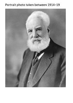 Alexander Graham Bell Handout