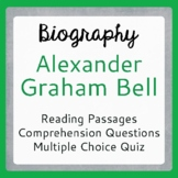 Inventor Alexander Graham Bell Informational Texts Activities