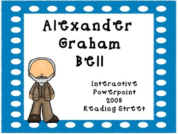 Alexander Graham Bell, Interactive PowerPoint 2008, Readin