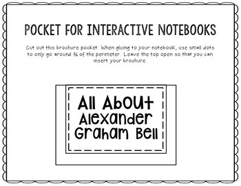 Alexander Graham Bell - Inventor Research Project Interactive Notebook, Science