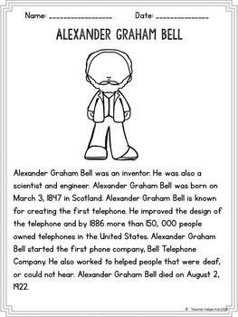 Alexander Graham Bell- Inventors
