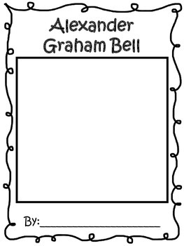 Alexander Graham Bell Lap Book