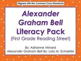 Alexander Graham Bell Literacy Pack for First Grade Foresm