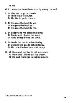Alexander Graham Bell Phonics & Grammar:
