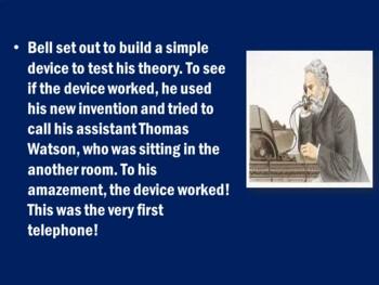 Alexander Graham Bell PowerPoint