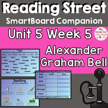 Alexander Graham Bell SmartBoard Companion 1st First Grade