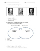 Alexander Graham Bell/Thomas Edison Inventors/Historical Figures Test
