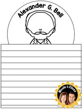 Writing Craft - Alexander Graham Bell Inventor
