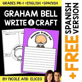 Alexander Graham Bell Inventor Craft