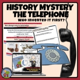 Alexander Graham Bell & the Invention of the Telephone Wri