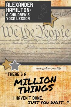 Alexander Hamilton: Children's Yoga Lesson
