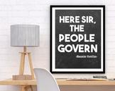 Alexander Hamilton Quote, Founding Fathers, Hamilton