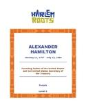 Alexander Hamilton Reading Comprehension