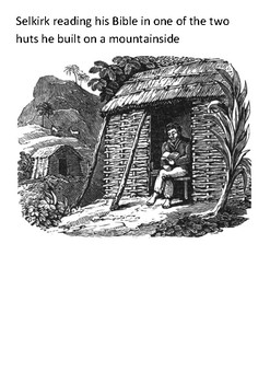 Alexander Selkirk - the Real Robinson Crusoe Word Search