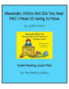 Alexander Who Is Not, Do You Hear Me? Not Going To Move