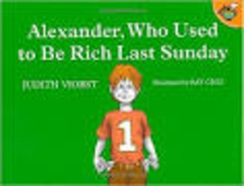 Alexander, Who Used to Be Rich Last Sunday Comprehension Check