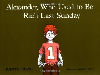 Alexander, Who Used to Be Rich Last Sunday Reading Guide (CC aligned)