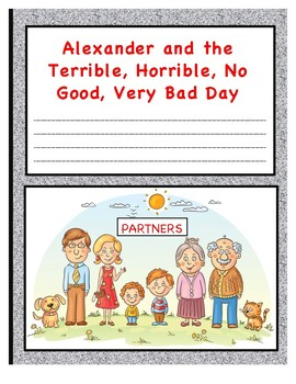 Alexander and the Terrible, Horrible, No Good, Very Bad Day Parent Notes