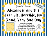 Alexander and the Terrible, Horrible, No Good, Very Bad Day:  Literature Study