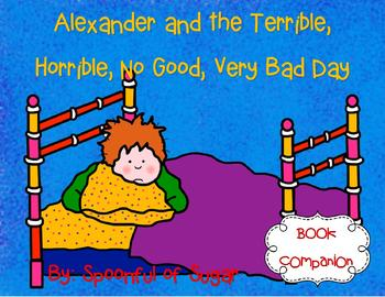 Alexander and the Terrible, Horrible, No Good, Very Bad Day (Book Companion)