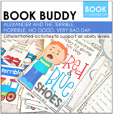 Alexander and the Terrible, Horrible, No Good, Very Bad Day- Book Companion