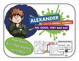 Alexander and the Terrible, Horrible, No Good, Very Bad Da