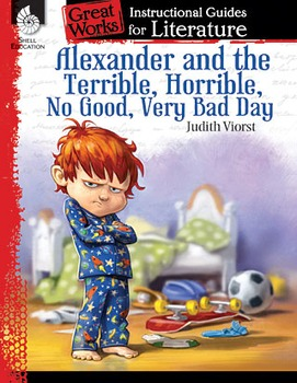 Instructional Guide: Alexander & the Terrible, Horrible... (Physical Book)