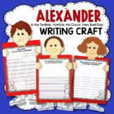 Alexander and the Terrible, Horrible, No Good, Very Bad Day Writing Crafts