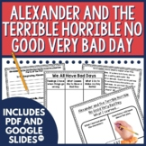 Alexander and the Terrible, Horrible, No Good, Very Bad Da