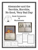 Alexander and the Terrible, ... Very Bad Day Book Companio