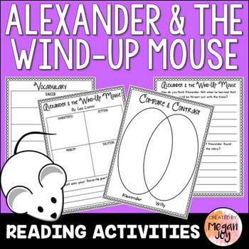 Alexander and the Wind-Up Mouse Activities