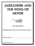 Alexander and the Wind-Up Mouse {Comprehension and Written Response Activities}