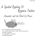 Alexander and the Wind Up Mouse: Guided Reading Activity Pack