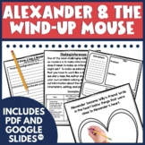 Alexander and the Wind-Up Mouse Book Companion
