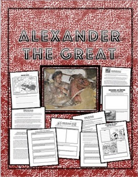 Alexander the Great 6 Lesson Packet