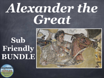 Alexander the Great BUNDLE