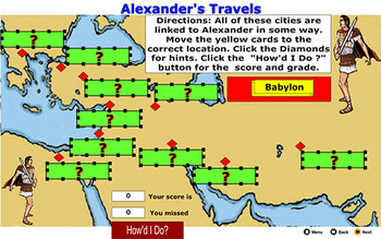 Alexander the Great - Bill Burton